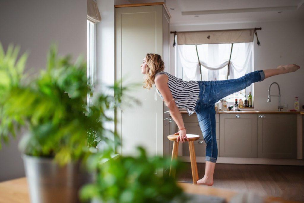 Strength Exercises To Straighten Your Legs