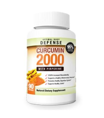 Curcumin 2000 Supplement