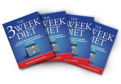 3 Week Diet Review