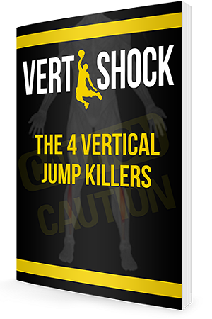 The 4 Vertical Jump Killers