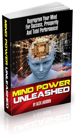 Bonus Mind Power Unleashed Handbook