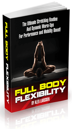 Full Body Flexibility For Static And Dynamic Performance