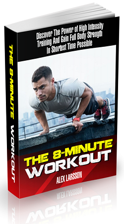 8-Minute High Intensity Strength Program For Men And Women