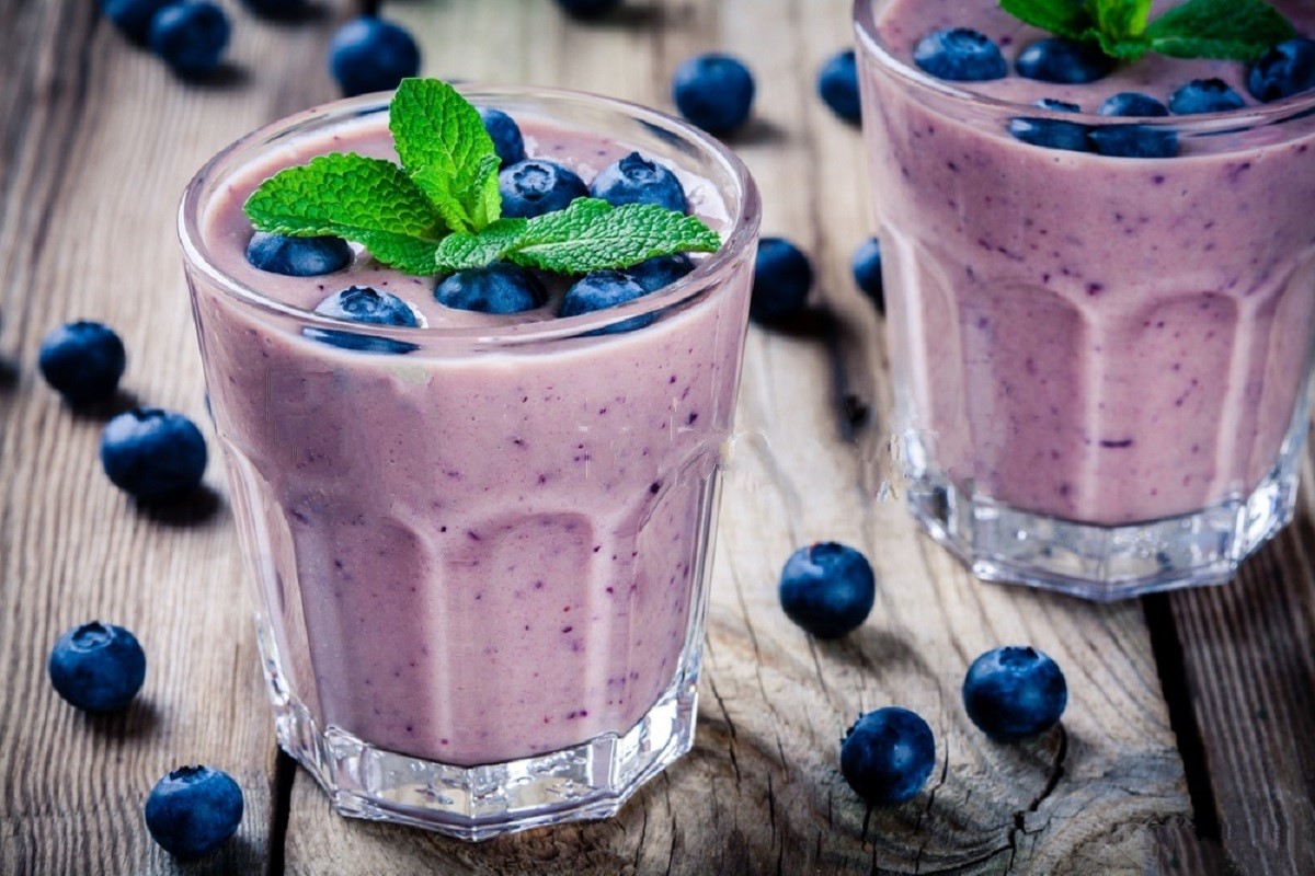 Healthy And Delicious Smoothie Recipe